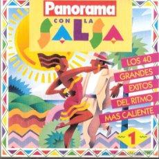 CDs de Música: PANORAMA CON LA SALSAMANZANA101993. Lote 26320742