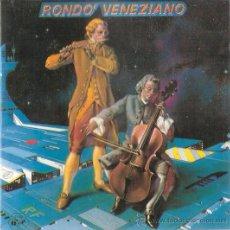 CDs de Música: RONDO VENEZIANOBABY RECORDS1985. Lote 26325712