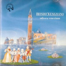 CDs de Música: ODISSEA VENEZIANARONDO VENEZIANOBMG ARIOLA1991. Lote 26325727
