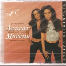 CDs de Música: CD AZUCAR MORENO - EXITOS ORIGINALES - 14 TRACKS . Lote 25729763