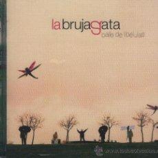 CDs de Música: LA BRUJA GATA BAILE DE LIBELULAS. Lote 180234501