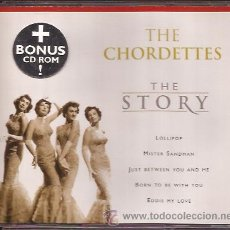 CDs de Música: THE CHORDETTES-THE STORY-CD. Lote 25764126
