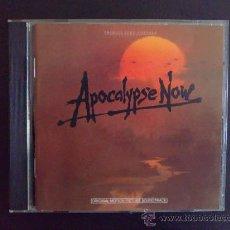 CDs de Música: APOCALYPSE NOW - BANDA SONORA - CD. Lote 25768520