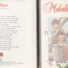 CDs de Música: MELODIAS MAGICAS DEL TIROL UN VIAJE POR LOS ALPES GILDE DUO CD-VARIOS-193. Lote 33985688