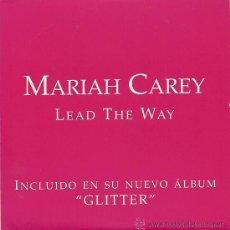 CDs de Música: MARIAH CAREY. LEAD THE WAY (PROMO CD-SINGLE 2001 ). Lote 25933012