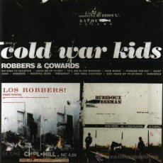 CDs de Música: COLD WAR KIDS * CD * ROBBERS & COWARDS * PRECINTADO!!. Lote 25966189