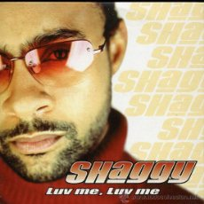 CDs de Música: SHAGGY - LUV ME, LUV ME - CD SINGLE 2001. Lote 26106620