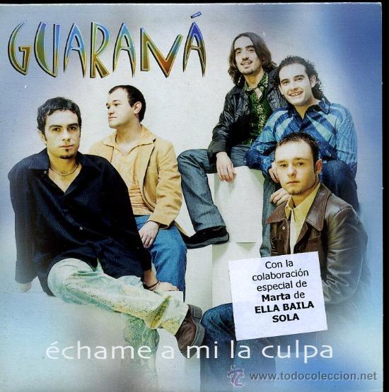 la cancion echame ami la culpa de guarana