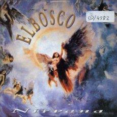 CDs de Música: EL BOSCO - NIRVANA - CD SINGLE 1995 - PROMO. Lote 26131718