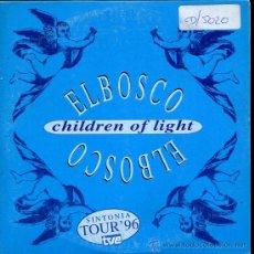 CDs de Música: EL BOSCO - CHILDREN OF LIGHT - CD SINGLE 1996 - PROMO. Lote 26131775