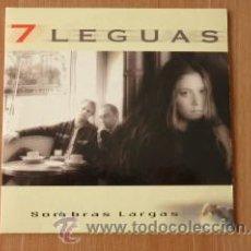 CDs de Música: 7 LEGUAS. SOMBRAS LARGAS. 1999 (CD SINGLE). Lote 207249133