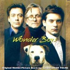 CDs de Música: B.S.O. ORIGINAL * JÓVENES PRODIGIOSOS & THE DEVIL AND DANIEL WEBSTER *. CHRISTOPHER YOUNG. NUEVA.. Lote 26128479