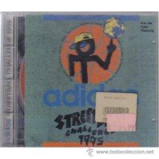CDs de Música: STREETBALL CHALLENGE 1995 (ADIDAS) / CD ORIGINAL VARIOS ARTISTAS. Lote 26382405