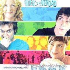 CDs de Música: BSO EL JUEGO DE LA VERDAD * CD * DELUXE * PRECINTADA. Lote 34472865