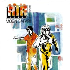 CDs de Música: AIR * MOON SAFARI 10TH. ANNIVERSARY SPECIAL EDITION * LIBRO + 2 CD + DVD * PRECINTADO!!!. Lote 26587085