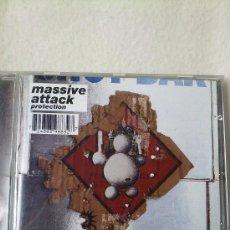 CDs de Música: MASSIVE ATTACK - PROTECTION (1994). Lote 26610646