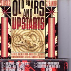 CDs de Música - OLD SKARS & UPSTAIRTS - ALIVE RECORDS 0038 ( CD 1999 ) VARIOS PUNK ROCK - 26728963