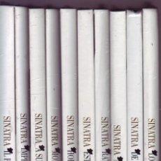 CDs de Música: FRANK SINATRA.(1915-1998). THE MIKROOM S.A. TEXTO DE GAY TALESE. 10 LIBROS MÁS 20 CDS.. Lote 77866965