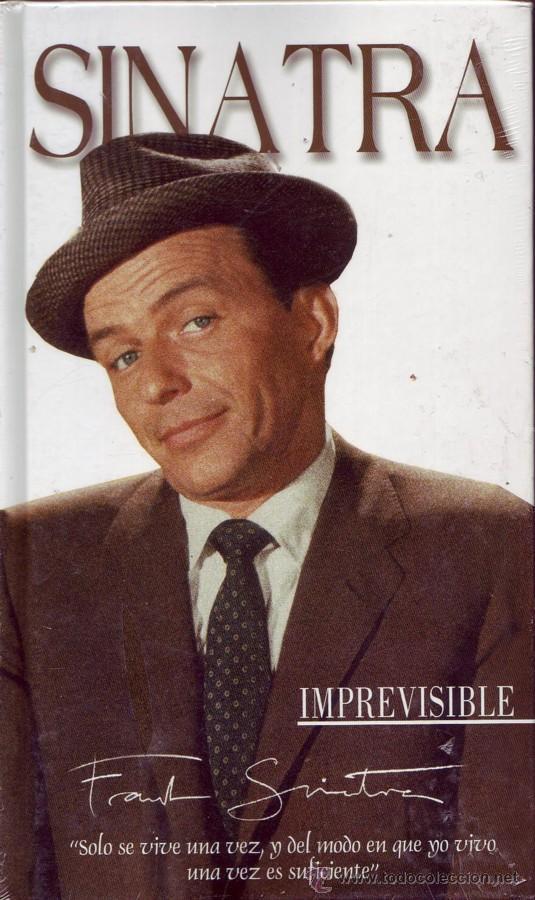 CDs de Música: Frank Sinatra.(1915-1998). The mikroom S.A. Texto de Gay Talese. 10 libros más 20 CDs. - Foto 2 - 77866965