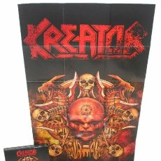 CDs de Música: KREATOR * BOX SET CD + DVD * HORDES OF CHAOS - ULTRA RIOT * CAJA MUY LTD * PRECINTADA. Lote 178743610