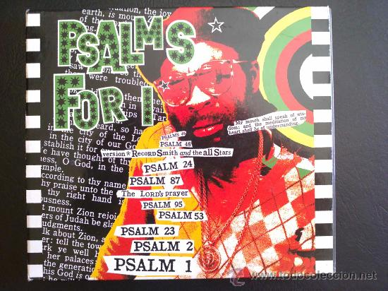 PRINCE FARI - PSALMS FOR I - CD (Música - CD's Reggae)