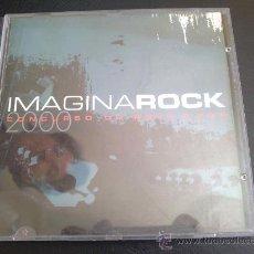 CDs de Música: IMAGINA ROCK - CONCURSO DE ROCK & POP 2000 - CD. Lote 27105841