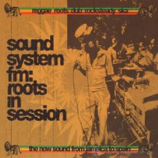 CDs de Música: SOUND SYSTEM FM: ROOTS IN SESSION * 2 CD * LTD DIGIPACK * PRECINTADO * FROM JAMAICA TO SPAIN. Lote 58545461