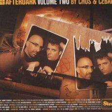 CDs de Música: AFTERDARK VOL 2 * CHUS & CEBALLOS, SHARAM JEY * 2 CD * DIGIPACK * PRECINTADO!!!. Lote 48620875