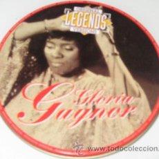 CDs de Música: GLORIA GAYNOR - ORIGINAL LEGENDS VERSIONS - CD - CAJA METALICA 1996. Lote 27678893
