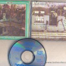 CDs de Música: TRIANA, EL PATIO, ORIGINAL 1ª EDICION EN CD 1988!!. Lote 27680005