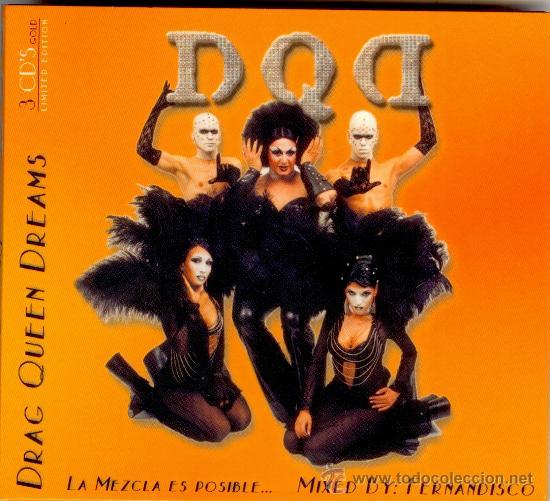 DRAG QUEEN DREAMS * 3 CD * TEMAZOS 80'S DANCE * DIGIPACK * NUEVO * ULTRARARE * PRECINTADO (Música - CD's Disco y Dance)