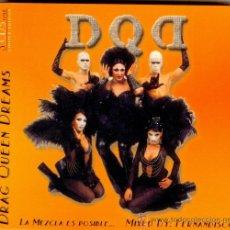 CDs de Música: DRAG QUEEN DREAMS * 3 CD * TEMAZOS 80'S DANCE * DIGIPACK * NUEVO * ULTRARARE * PRECINTADO. Lote 42755880