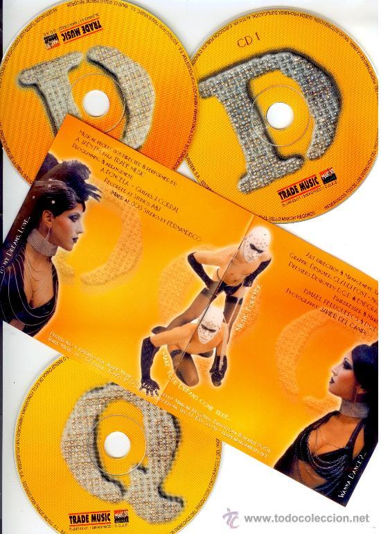 CDs de Música: DRAG QUEEN DREAMS * 3 CD * TEMAZOS 80s DANCE * DIGIPACK * NUEVO * ULTRARARE * PRECINTADO - Foto 4 - 42755880
