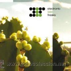 CDs de Música: ELECTRONIC LATIN FREAKS 2CD. Lote 27723219