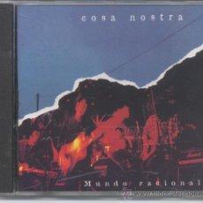 CDs de Música: COSA NOSTRA,MUNDO RACIONAL ALBUN DE 14 TEMAS DEL 95. Lote 195505910