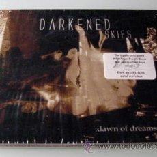 CDs de Música: DARKENED SKIES - DAWN OF DREAMS - CD DIGIPACK - KHAOSMASTER 2003 BLACK DEATH METAL - NUEVO. Lote 27758906