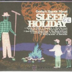 CDs de Música: GORKY'S ZYGOTIC MYNCI - SLEEP HOLIDAY - CD SANCTUARY 2003. Lote 27863352