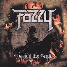 CDs de Música: FOZZY (CHRIS JERICHO) CHASING THE GRAIL. Lote 27863782