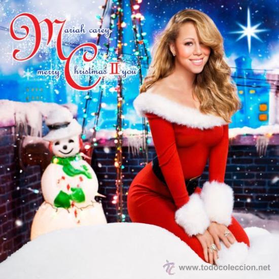 MARIAH CAREY - MERRY CHRISTMAS II YOU (CD 2010) (Música - CD's Disco y Dance)