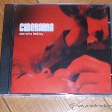 CDs de Música: CINERAMA CD HOLIDAY PRECINTADO INDIE POP RECOPILACION DE SINGLES. Lote 27979015