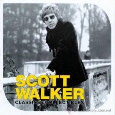 CDs de Música: SCOTT WALKER * 2 CD * CLASSICS & COLLECTIBLES * PRECINTADO!!. Lote 157010033