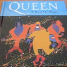 CDs de Música: QUEEN ( A KIND OF MAGIC ) CD-BOOK (CD7). Lote 28006529