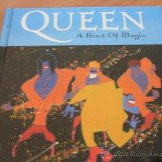CDs de Música: QUEEN ( A KIND OF MAGIC ) CD-BOOK (CD7). Lote 28006532