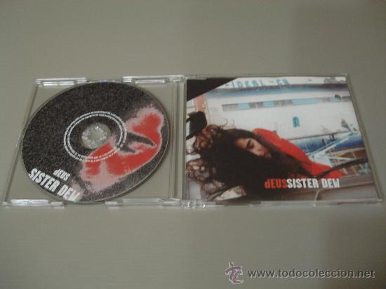 DEUS - SISTER DEW - CD SINGLE 3 TEMAS (2 INEDITOS) (Música - CD's Rock)