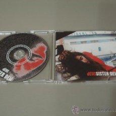 CDs de Música: DEUS - SISTER DEW - CD SINGLE 3 TEMAS (2 INEDITOS). Lote 28553281
