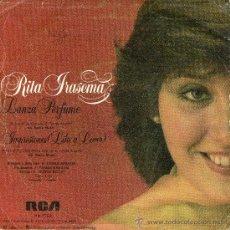 CDs de Música: LP, RITA IRASEMA LANZA PERFUME- IMPRESIONES. Lote 28159242