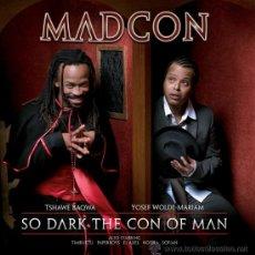 CDs de Música: MADCON * CD * SO DARK THE CON OF MAN *(TIPO BLACK EYED PEAS ) PRECINTADO!!! + BONUS. Lote 28176525