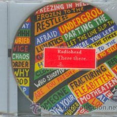 CDs de Música: RADIOHEAD - CD SINGLE - THERE THERE. Lote 28179065