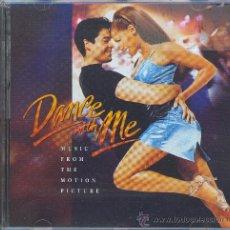 CDs de Música: BSO DANCE WITH ME CHAYANNE, VANESSA WILLIAMS, MONICA NARANJO, GLORIA ESTEFAN.... Lote 28184349