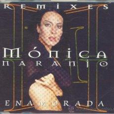 CDs de Música: SINGLE REMIXES MÓNICA NARANJO ENAMORADA. Lote 28184398